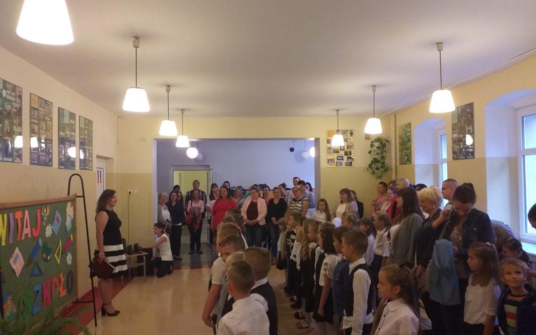 Uroczysta inauguracja roku szkolnego 2019/2020