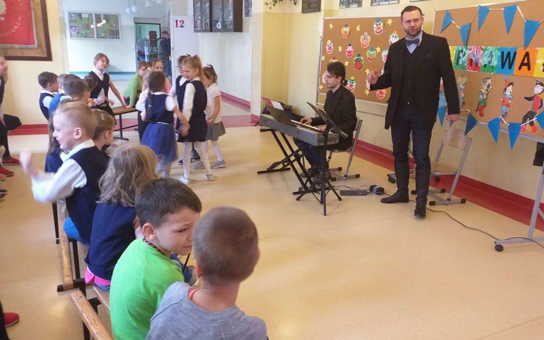 """Audycja muzyczna – """"Filharmonia na wesoło"""""""