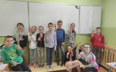 Dzień dziecka w klasie II