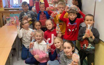 Dzień Dziecka w klasie I