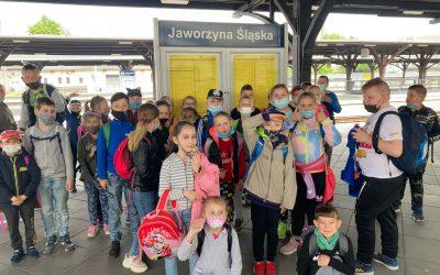 Wycieczka z okazji Dnia Dziecka klasa I i III
